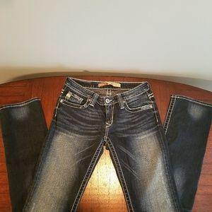Big Star Straight Leg Jeans